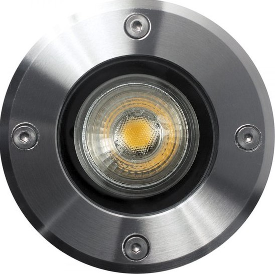 Grondspot LED Rond